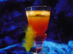 The Phoenix Down (Final Fantasy Cocktail)Ingredients: ½ shot Absinthe ½ shot Zwack (Jagermeister will work too) 2 tsp. Simple Syrup 1 Splash Grenadine Fill rest of the glass with Club Soda  Directions: Mix the absinthe, syrup, and soda water in a smaller glass (a perigord absinthe glass is used in the picture) until the drink becomes opalescent.  Add ice if you prefer the drink really cold. Before serving, add the Zwack and grenadine.  Both will settle nicely, leaving a nice orange on the…