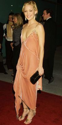Kate Hudson in Jean Paul Gaultier - 100 Best Dresses of the Decade - Get Star Style - Fashion - InStyle.com