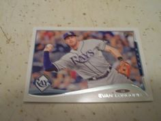 2014 Topps Series 1 Card 330 Evan Longoria | eBay