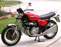 Benelli Sei750 1976