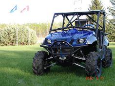 Utility Vehicle For Sale Union City Tn >> Yamaha Viking with Wheels and Mud Tires | ATV & UTV Wheels ...
