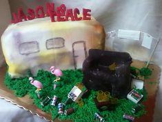 White Trash Birthday Cake