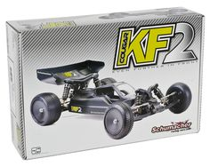 Schumacher Racing Cougar KF2 Mid Motor 2WD 1/10 Off-Road Buggy Kit