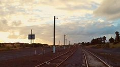 #mongcell #galaxy #landscape #view #nature #sensitive #sentimental #shot #snap #snapshot #sunset #in #aus #warrnambool #life #daily #clouds #train #road #풍경 #기찻길 #삶 by ghfzlll_hyo