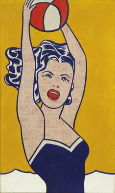 Roy Lichtenstein, 1961