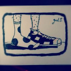 Every sock has its shoe