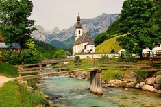 Vacation, Ramsau, Bavaria, Upper Bavaria #vacation, #ramsau, #bavaria, #upperbavaria