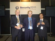 Winners of the Global Security Challenge.