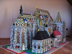 Lego cathedral                                                                                                                                                                                 More