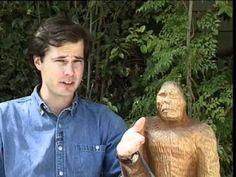 Klamath Hillside Bigfoot Sighting