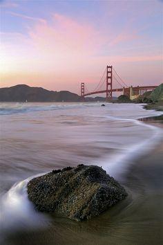 #✯Must go!#Best place# Golden Gate Bridge
