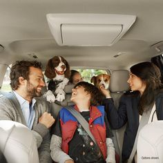 The #Highlander has enough room for the entire family.