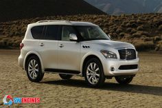 #SWEngines Infiniti Qx56.The Infiniti QX56 is a full-size sport utility vehicle (SUV) sold under the Nissan-owned Infiniti luxury brand.
