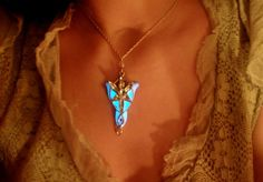Solid Silver .925 Lord of the Rings Arwen Evenstar by IrishSusco, €65.00