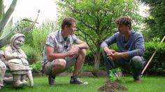Hnojivo odpudzujúce krtkov. Garden Sculpture, Gardening, Outdoor Decor, Youtube, Compost, Lawn And Garden, Youtubers, Youtube Movies, Horticulture
