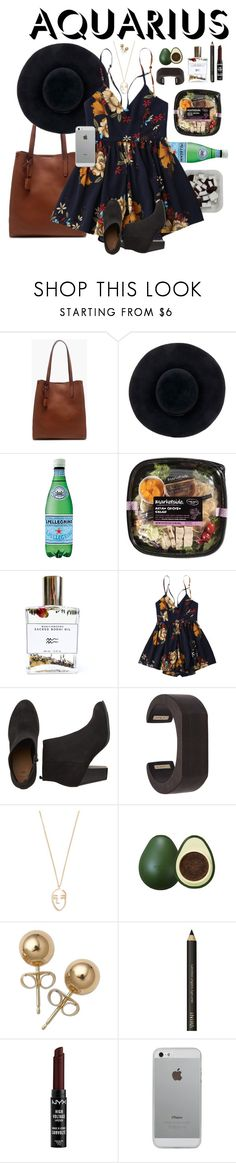 """""""AQUARIUS"""" by konoko ❤ liked on Polyvore featuring J.Crew, DK, Eugenia Kim, Bodhi, Parts of Four, Amber Sceats, Skinfood, Bling Jewelry, Luvvitt and zodiac"""
