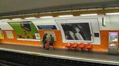 Resultado de imagen para estacion trenes paris