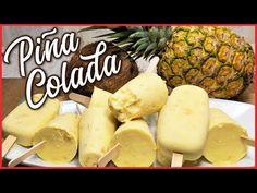 Gelato Ice Cream, Make Ice Cream, Pina Colada, Mojito, Popsicles, Sorbet, Risotto, Yogurt, Pineapple