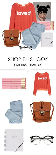 """""""First Day of School"""" by chicastic on Polyvore featuring Dream Scene"""