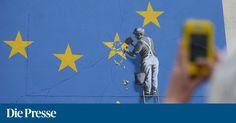 Wer ist Banksy? Hinweise auf Massive Attack verdichten sich « DiePresse.com