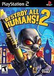 Destroy All Humans! 2 (Sony PlayStation 2, PS2, 2006) #alien #sonyplaystation #sony #playstation #budgetgaming