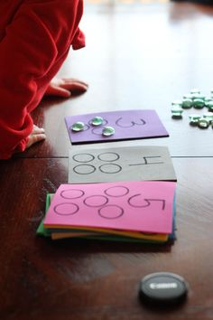 Counting Game for Preschoolers -- Thriving Home-4