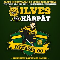 Dynamo Honkavaara 90-vuotisjuhlaottelu