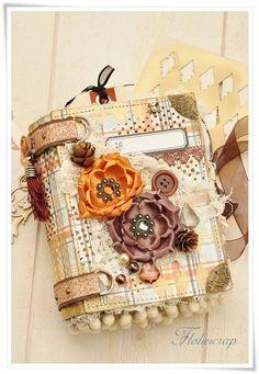 """""""Les fonds de pages"""" ... tout un poème .... aussi inspirant que créatif ! Je vous invite à venir faire un tour sur la boutique EmbelliScrap pour y faire le plein de produits superbes et d'inspiration grâce aux créations de toute la DT. Et voici mon petit..."""