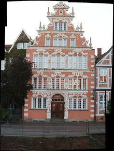 So beautiful! City house in Stade, Germany