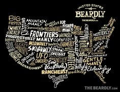 Beards are part of the geek/nerd mystique.