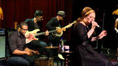 Adele - If It Hadn't Been For Love (Live) Itunes Festival 2011 HD (+play...