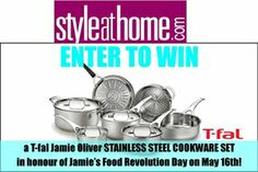 Style at Home Win an iRobot Scooba Contest