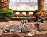 Em King Of Fighters 2015 v 2.0, junte-se aos melhores lutadores do mundo nesta nova batalha. Use suas habilidades e faça muitos combos para derrotar o seu adversário. Divirta-se com King Of Fighters!