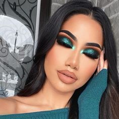 Get inspired by these jaw dropping makeup looks! Find your source of inspiration and check out what these talented makeup artists have to offer. Makeup Eye Looks, Cute Makeup, Gorgeous Makeup, Pretty Makeup, Glamour Makeup, Beauty Makeup, Hair Makeup, Medusa Makeup, Glam Makeup Look