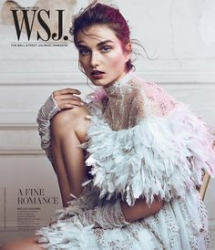 ☆ Andreea Diaconu | Photography by Lachlan Bailey | For WSJ Magazine | July 2013 ☆ #andreeadiaconu #lachlanbailey #wsjmagazine #2013