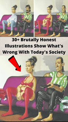 30+ #Brutally Honest #Illustrations #Show What's Wrong With Today's #Society Wtf Funny, Funny Memes, Online Shopping Fails, Say A Prayer, Brutally Honest, What Really Happened, Cute Funny Babies, Whats Wrong, Makeup Transformation