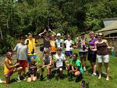 Planting in Costa Rica (8th Grade Trip)