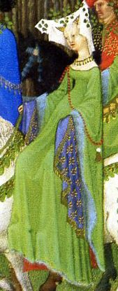 Tres Riches Heures may - Front    It's a source!  I can justify pendant sleeves!  :D