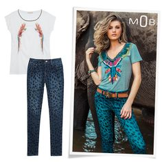Compre moda com conteúdo, www.oqvestir.com.br #Fashion #MOB #Print #Pretty #Summer #Look