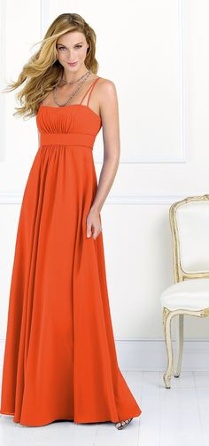 After Six Bridesmaid Dresses - Style 6525 - Nu-Georgette | Weddington Way at Weddington Way ~ Bridesmaid Dress Shopping Made Simple and Social- DRESS WOULD BE IN EXPRESSO (NOT THE COLOR SHOWN IN THE PIC)