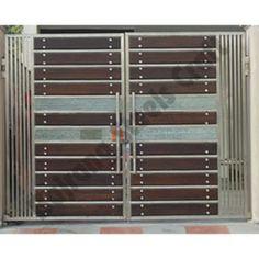 Designer Stainless Steel Main Gates