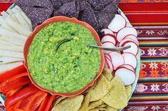 """Tomatillo-Avocado Salsa"""