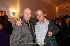 Michael Rooker & Brad Douriff
