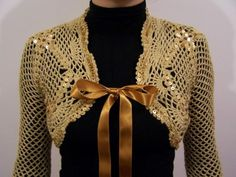 Crochet Bolero Designs and Ideas - Life Chilli