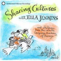 Precision Series Ella Jenkins - Sharing Cultures