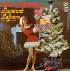 Vintage Christmas Album Cover