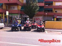 Excursión Quad www.alwaysibiza.com