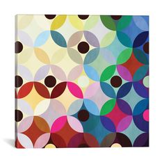 Great Art Deserves to be on Canvas! Unlike cheap posters and paper prints that require additional framing, Giclée canvas artwork offers the texture, look and feel of fine-art paintings. This artwork i