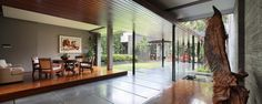 A lovely home in South Jakarta. Architects In Charge: Rudi Kelana and Gerard Tambunan