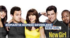 Fox ekranlarında 6 sezondur yayınlanan New Girl romantik komedi tarzı sevenler için çok güzel bir dizi. Dizi hem kısa bölümleriyle sizi eğlendirecek çok sıkılmadan 20 dakikalık bölümlerle keyifli vakit geçireceksiniz.